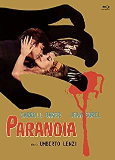 Paranoia - Mediabook/Limited Edition (+ DVD) [Blu-ray]