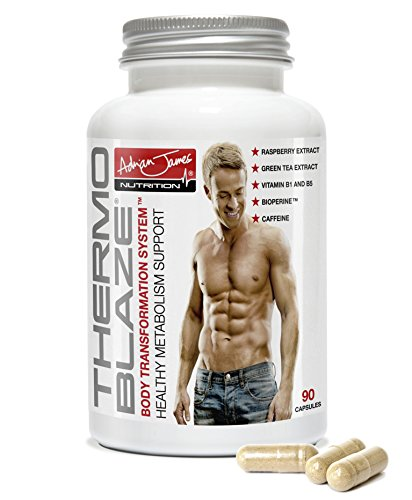 Adrian James Nutrition - Thermoblaze (Tee Cayenne-pfeffer)
