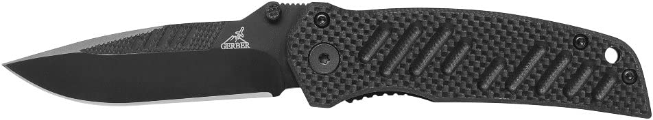 Gerber Mini Swagger - Drop Point - Fine Edge - Tactical