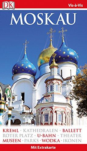 Vis-à-Vis Reiseführer Moskau: mit Extrakarte und Mini-Kochbuch zum Herausnehmen