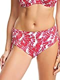 Fantasie Bademode Lanai Verstellbare Bein-Bikini Short/Bottoms Nightshade 6317 Gr. S, rosarot