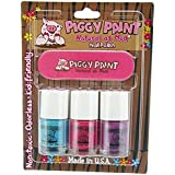 Piggy Paint Nail Polish Forever Fancy Girls Rule and Sequin