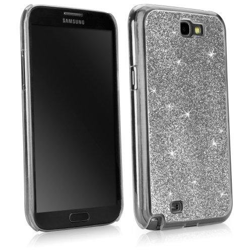 BoxWave Glitter & Glitz Coque Samsung Galaxy Note 2-coloré à clipser Motif paillettes en paillettes scintillantes, Spot Fashion pour votre Samsung Galaxy Note 2.-Samsung Galaxy Note