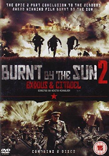 Burnt By The Sun 2: Exodus & Citadel [DVD] [Edizione: Regno Unito]