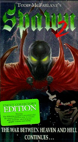 Image of Todd McFarlane's Spawn 2