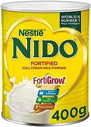 Nestle Nido Full Cream Milk Powder Tin 400g