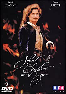 Julie, chevalier de Maupin - Édition 2 DVD