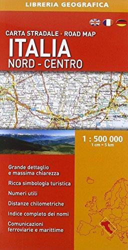 Italia 1:5000 nord e centro (Carte stradali d'Italia)