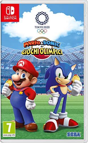 Mario & Sonic ai Giochi Olimpici di Tokyo 2020 Nintendo Switch