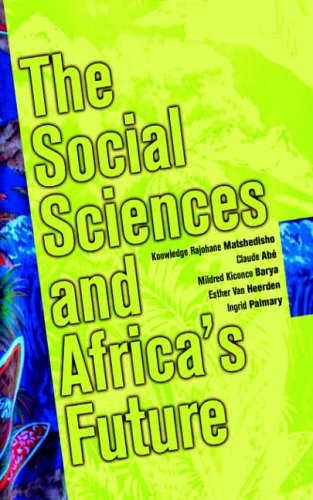 The Social Sciences and Africa's Future: 30th Anniversary Essay Competition Winners par (Broché - May 1, 2006)