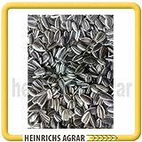 Heinrichs Agrar Sonnenblumenkerne gestreifte, Vogelfutter, 25 kg