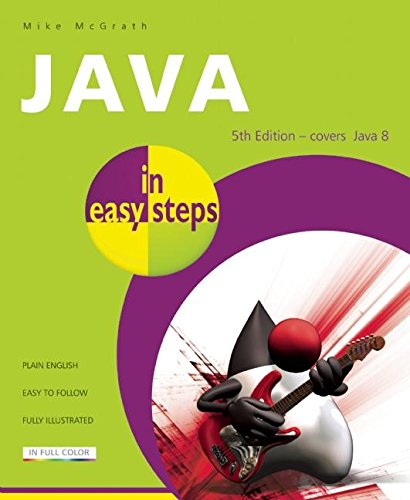 Java in Easy Steps por Mike McGrath