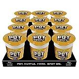 Pot Noodle Original Curry Noodles, 12 x 90 g