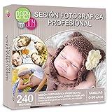 NJOY Experiences - Caja Regalo - SESION FOTOGRAFICA PROFESIONAL - Más De 240...