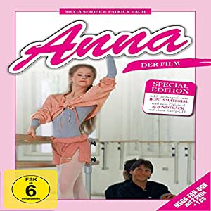 Anna - Der Film (+ Audio-CD) [Special Edition] [2 DVDs]