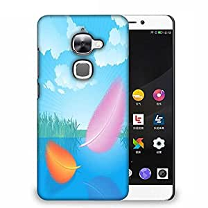 Snoogg feathers vector Designer Protective Back Case Cover For Samsung Galaxy J1