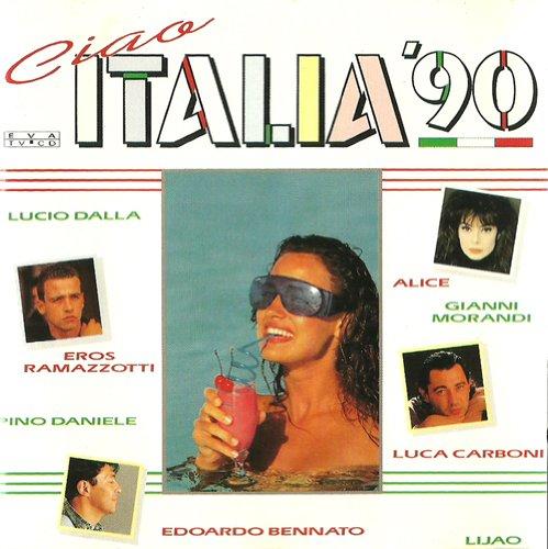 Italo (Compilation CD, 18 Tracks)