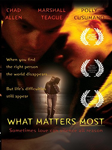 What matters most [OV] - Films Starcrossed