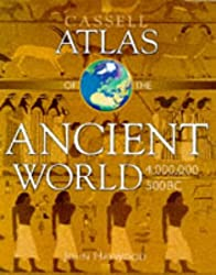 Cassell Atlas Ancient World (Atlases of World History)