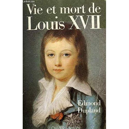Vie et mort de louis XVII