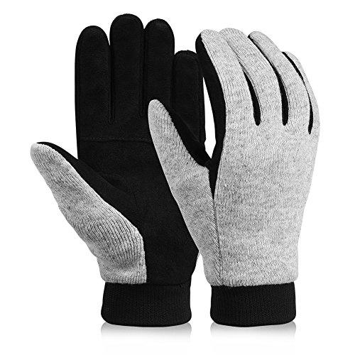 Vbiger TouchscreenHandschuhe Winter Handschuhe Warme Handschuhe Outdoor Handschuhe mit F