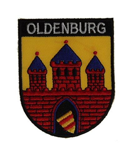 Yantec Wappen Patch Oldenburg Aufnäher