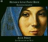Biber: Mystery Sonatas (Mysterien Sonaten) /Pi??rot by Heinrich Ignaz Franz von Biber (2004-07-20)