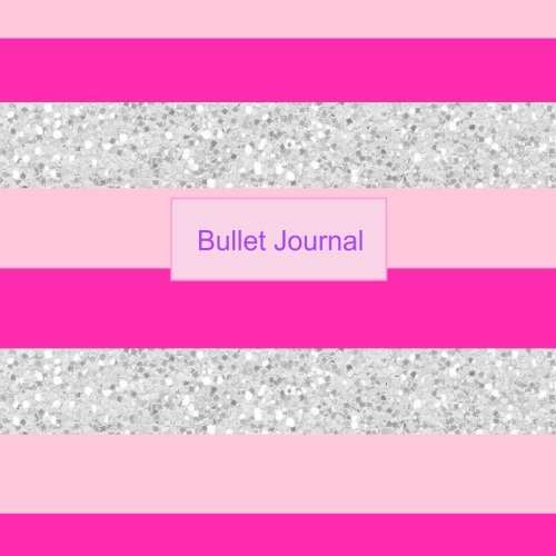Bullet Journal: (8.5 x 8.5) Notebook Dotted Grid, 110 Dot Grid Pages,Blank Bullet Journal Notebook ( Hand Lettering Book and Journaling )