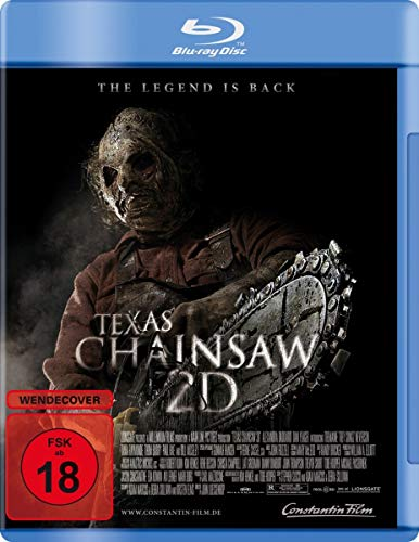 Texas Chainsaw 2D [Blu-ray]