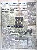 Telecharger Livres VOIX DU NORD LA du 09 04 1950 UN MESSAGE A LA JEUNESSE FRANCAISE PAR ROMAINS LE CONSEIL SUPERIEUR DE LA GUERRE SAISI DE L AFFAIRE DES GENERAUX LA SEMAINE SAINTE LES PELERINS REUNIS A SAINT PIERRE DE ROME TITO ET LA GUERRE FROIDE PAUL VAN ZEELAND N A PAS ENCORE CONSTITUE SON GOUVERNEMENT LE VOL A LA POSTE DE MARSEILLE RETOUR A PARIS DE PAUL REYNAUD (PDF,EPUB,MOBI) gratuits en Francaise