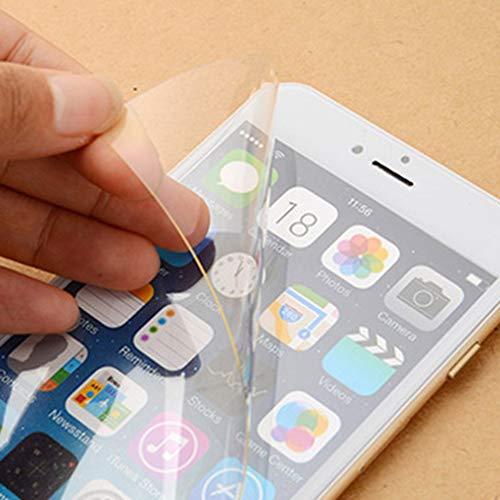 kinshops pellicola protettiva per tablet universale smart phone tablet