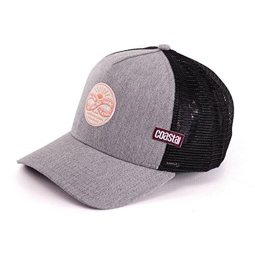 COASTAL - See Ya (grey) - Trucker Cap Meshcap Kappe Mütze Cappy Caps