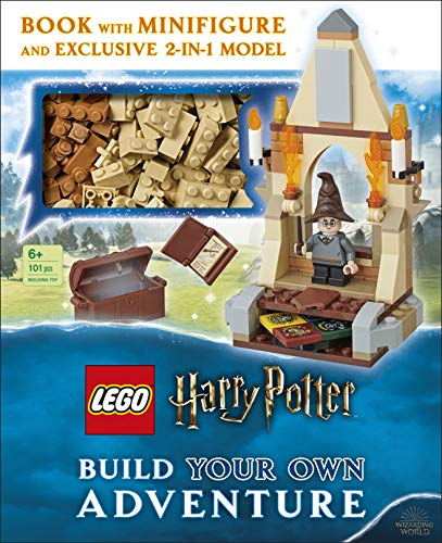 Lego Harry Potter Build Your Own Adventure: With Lego