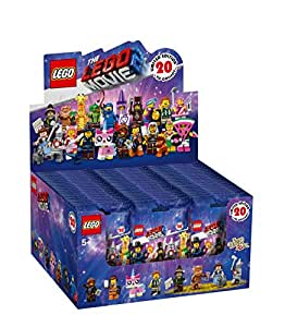 LEGO® Strip-Confidential_Minifigures 2019_1 Minifigurines 71023, Mehrfarbig