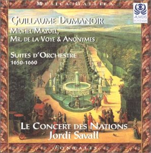 Suites d'orchestre ( coll. Musica Gallica )