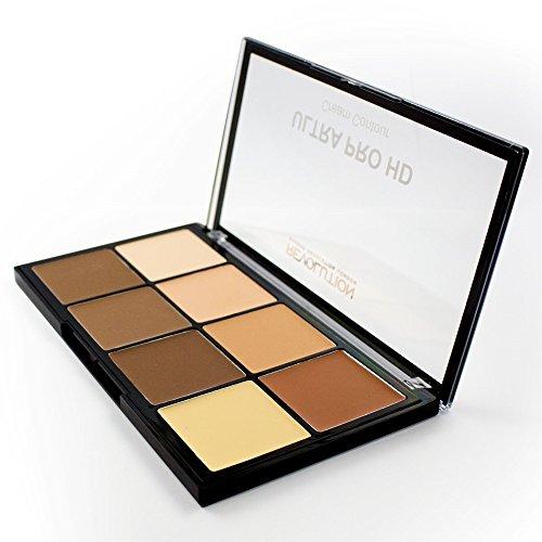 Makeup Revolution Ultra Pro HD Cream Contour Light Medium