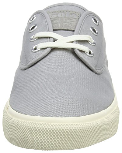 Gola Breaker, Sneakers Basses Homme Gris (Light Grey Light)
