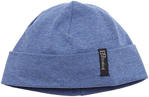 Sterntaler Slouch-Beanie, Bonnet Garçon Bleu - Blau (eisblau 345)