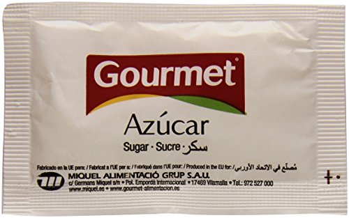 Gourmet - Azúcar Blanco - 1200 sobres x 8 g