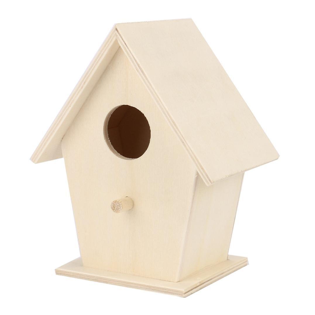 Winkey Casetta E Nido Per Uccellini Casetta Per Uccelli In Legno Da