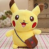 #3: Richy Toys Pikachu Pokemon Soft Toy kids birthday Gift Stuffed Soft Plush Toy Love 22 cm