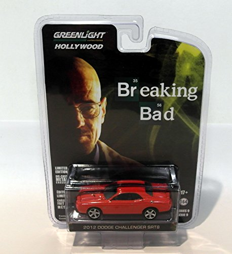 greenlight-1-64-scale-diecast-785070-breaking-bad-2012-dodge-challenger-srt8