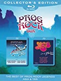 Prog Rock Box: Asia - Fantasia Live In Tokyo + Yes - Live At Montreux 2003 [Blu-ray]