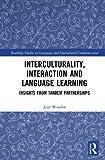 Interculturality, Interaction...