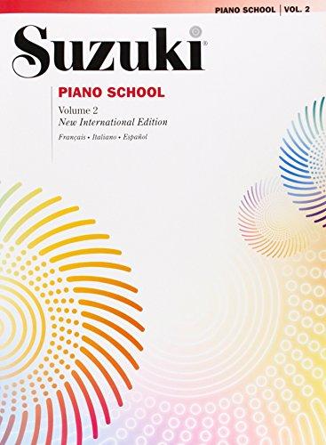 Suzuki piano school. Ediz. italiana, francese e spagnola: 2 por Shinichi Suzuki