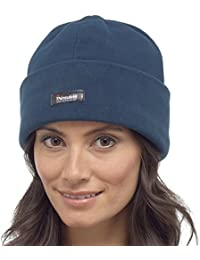 RJM Ladies Polar Fleece Thinsulate Hat One Size