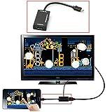 Mini-Mikro-USB 2.0 MHL zum HDMI Kabel HD 1080P für Samsung-Galaxieanmerkung 2