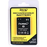 ISAW ISAW-REP-02 Batterie pour Caméscope ISAW Noir