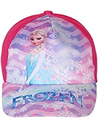 Eccellente Kids Caps for Girls (Age 4 - 10 Years) - Frozen - click for more colours
