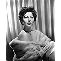 Ava Gardner Photo Print (40,64 x 50,80 cm)